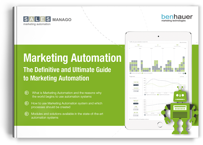 The Ultimate Guide to Marketing Automation