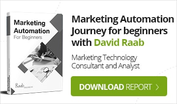 Marketing Automation for beginners