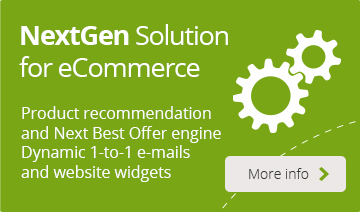 NextGen Solution for eCommerce